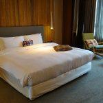 台北101最寄りの夜遊びにおすすめな4つ星ホテル「Home Hotel」。MIT(Made in Taiwan)デザインがLGBTに人気です。