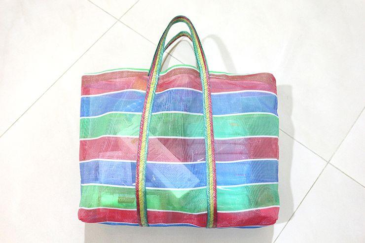 台湾のおばあちゃんバッグ