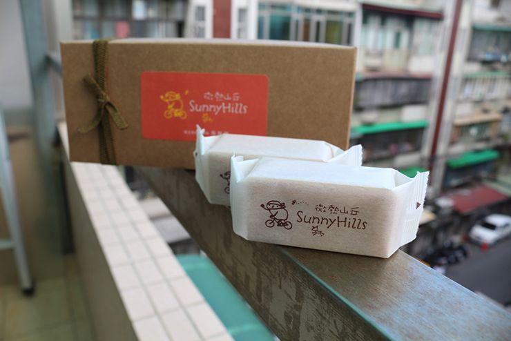 台湾の人気おみやげ・微熱山丘の「鳳梨酥(パイナップルケーキ)」