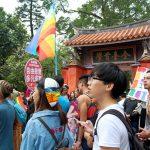 台湾・台南で2015年最後のLGBTプライド「彩虹台南遊行」を歩いて来ました。
