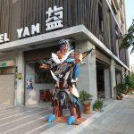 台湾・高雄観光に便利な海辺のホテル。鹽埕埔駅徒歩5分&LGBTフレンドリーな「塩旅社 Hotel Yam」。