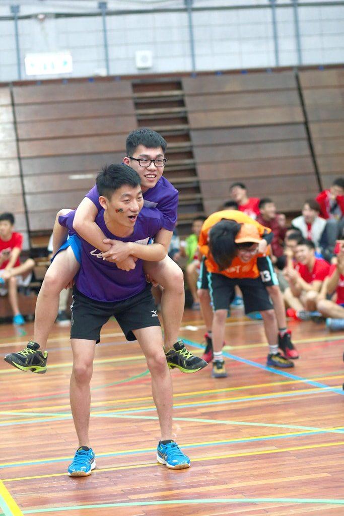 台灣同志運動會(台湾LGBT運動会)2016の障害物競争