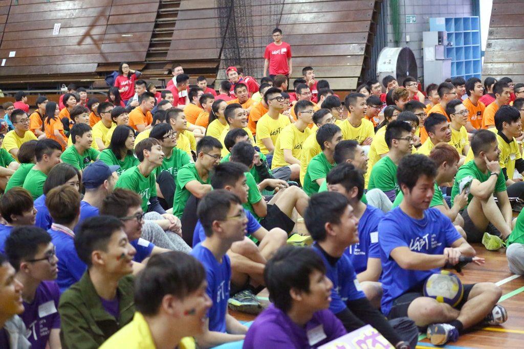 台灣同志運動會(台湾LGBT運動会)2016の開幕式