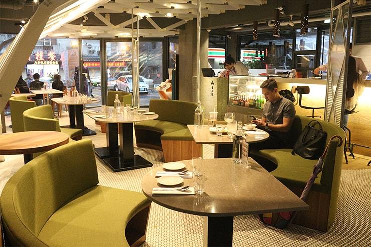 本格台湾料理レストラン「參和院(忠孝店)」の店内