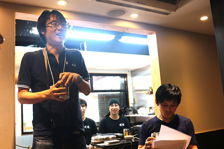 台北海外ブロガーオフ会2016の主催者「あしたはもっと遠くへいこう」まえはら氏