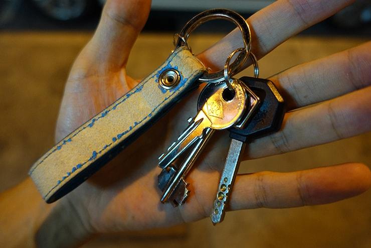 ゲイ向けairbnb「misterbnb」で予約したVhouseの鍵受け渡し