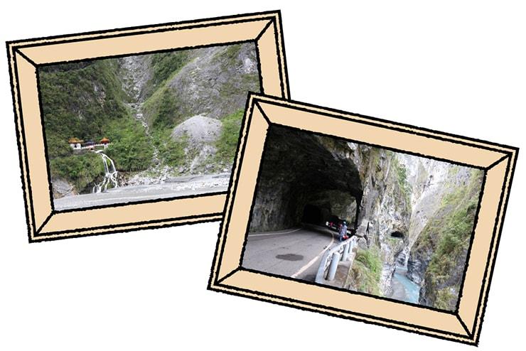 台湾の世界遺産級スポット「太魯閣國家公園」