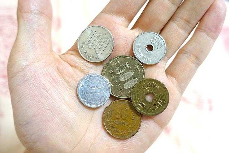 日本円の硬貨
