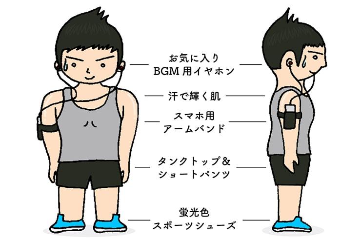 台湾男子の胸キュンスタイル「爽やかランニングスタイル」