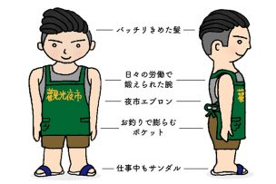 台湾男子の胸キュンスタイル「夜市&小吃店のやんちゃ系スタイル」