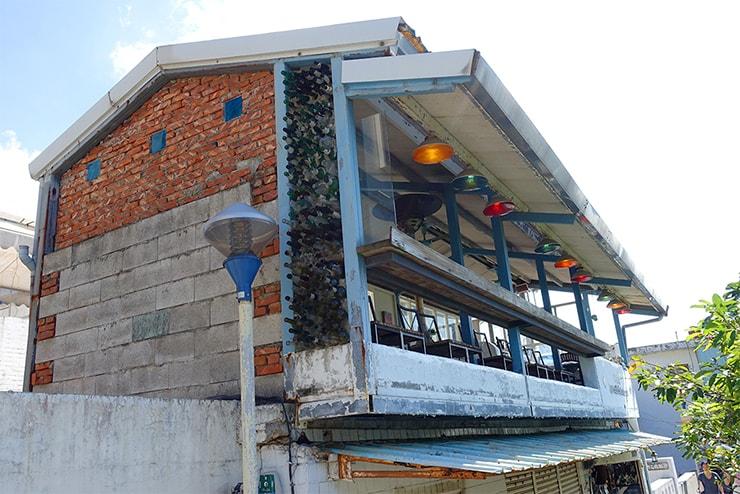 台北・淡水河邊のカフェ「天使熱愛的生活」