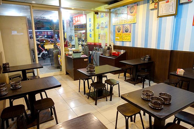 台湾の一人鍋チェーン店「三媽臭臭鍋」の店内
