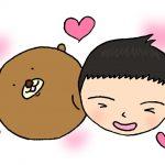 かわいいキャラクターが大好きな台湾人彼氏