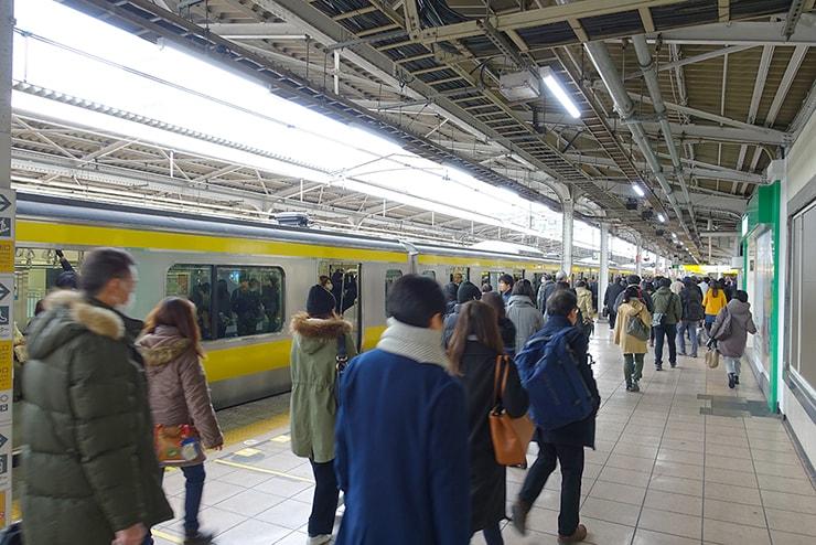 東京の電車