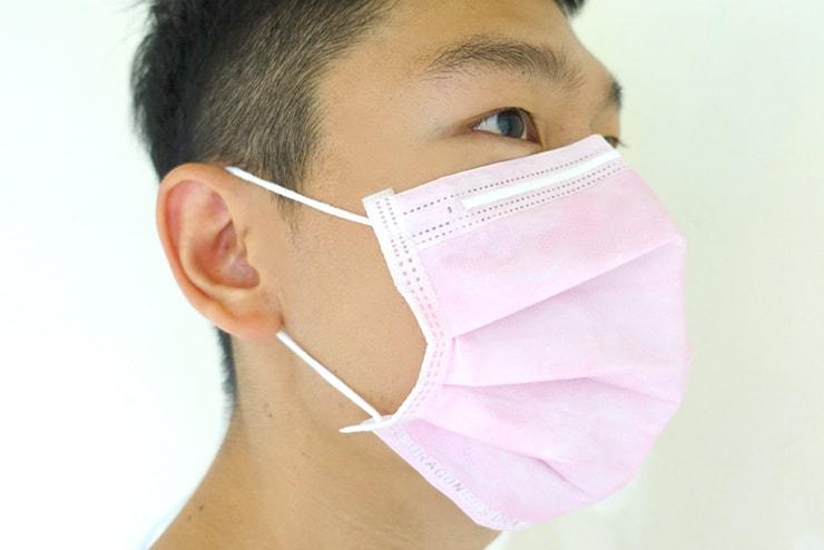 台湾で持ち歩いているマスク