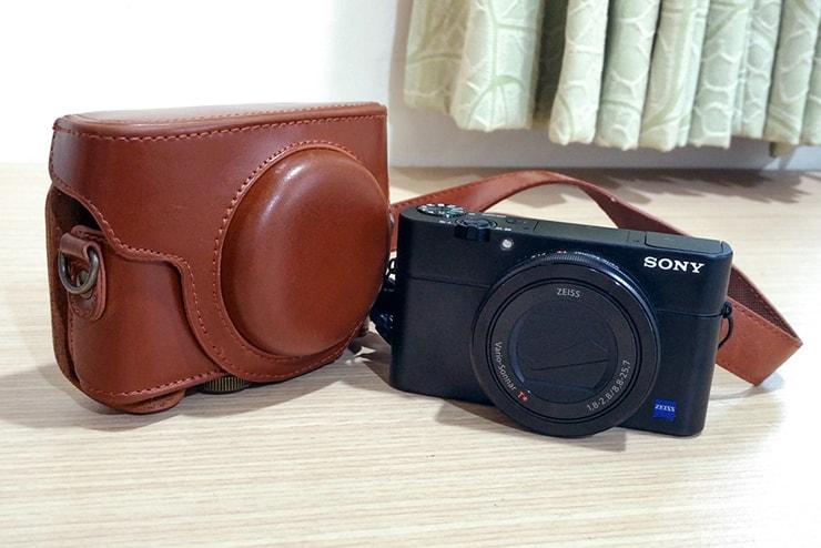 ブログ用写真に活躍中のSONYコンデジ「RX100M3」