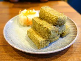 台北・楽華夜市のおすすめグルメ店「逐臭」の酥炸臭豆腐