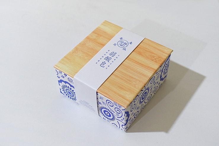 台北・迪化街の石鹸屋さん「大春煉皂」舒敏弱酸皂のパッケージ