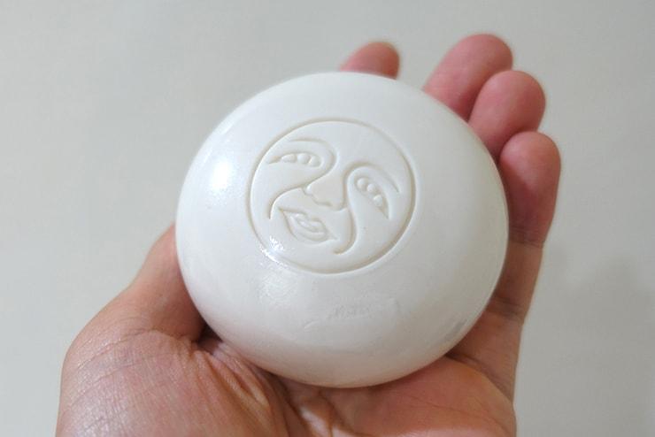 台北・迪化街の石鹸屋さん「大春煉皂」の敏感肌用せっけん「舒敏弱酸皂」