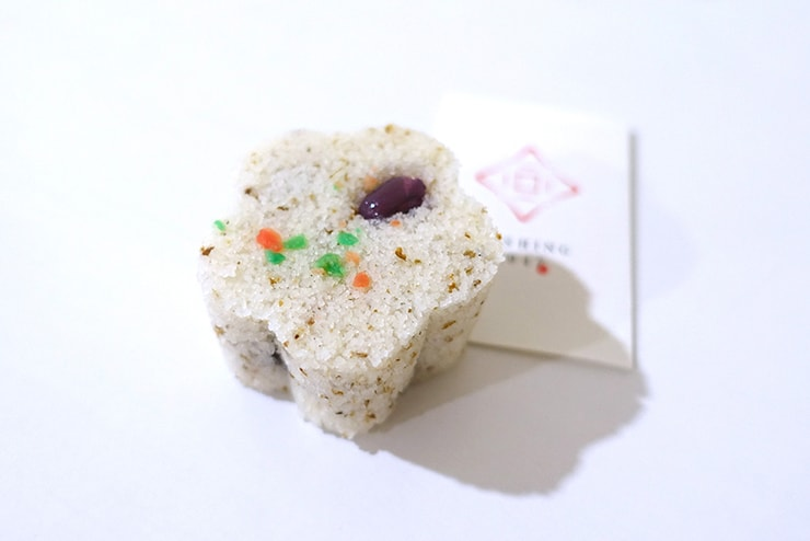 台北・迪化街のお菓子屋さん「合興壹玖肆柒」の鬆糕