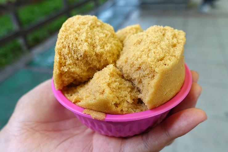 台湾の伝統菓子「發糕(ホァッグイ)」