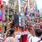 台湾LGBTプライド(台灣同志遊行)2017レポート!参加者12万人超でアジア最大規模更新へ。