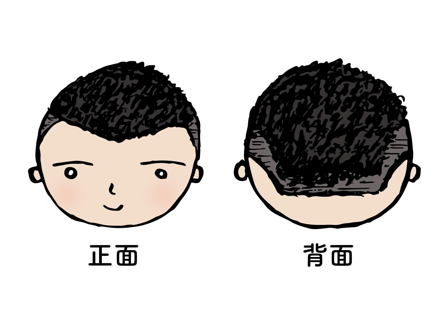 台湾男子御用達のヘアスタイル「ソフモヒ」