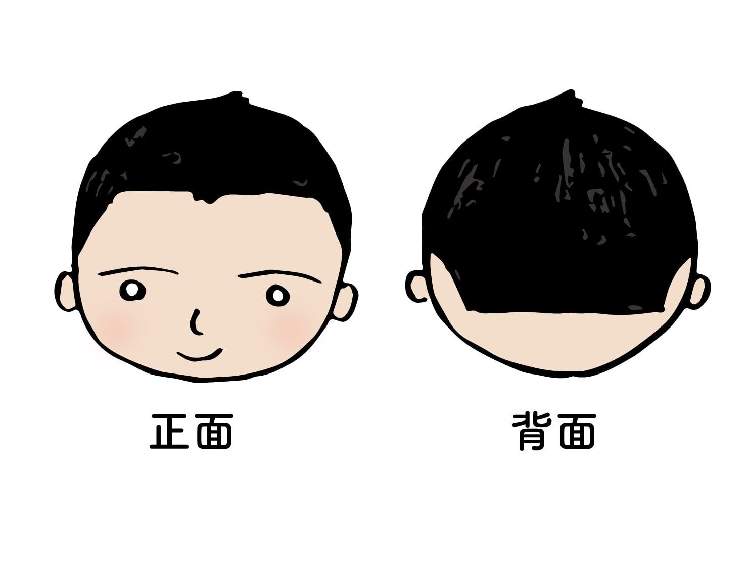 台湾男子御用達のヘアスタイル「ベビー」
