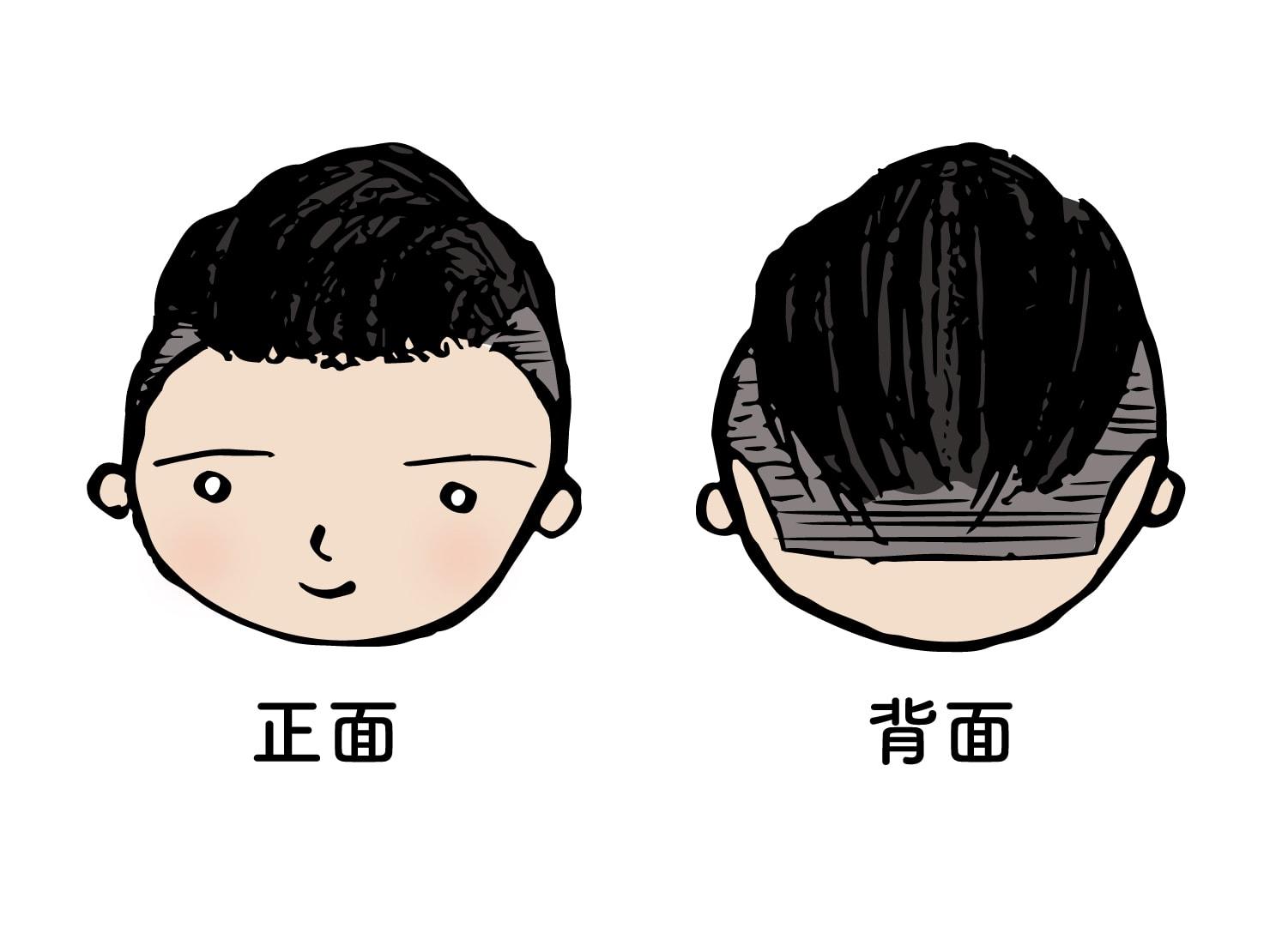 台湾男子御用達のヘアスタイル「リーゼント」