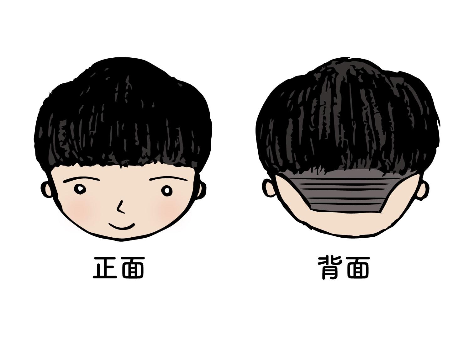 台湾男子御用達のヘアスタイル「マッシュルーム」