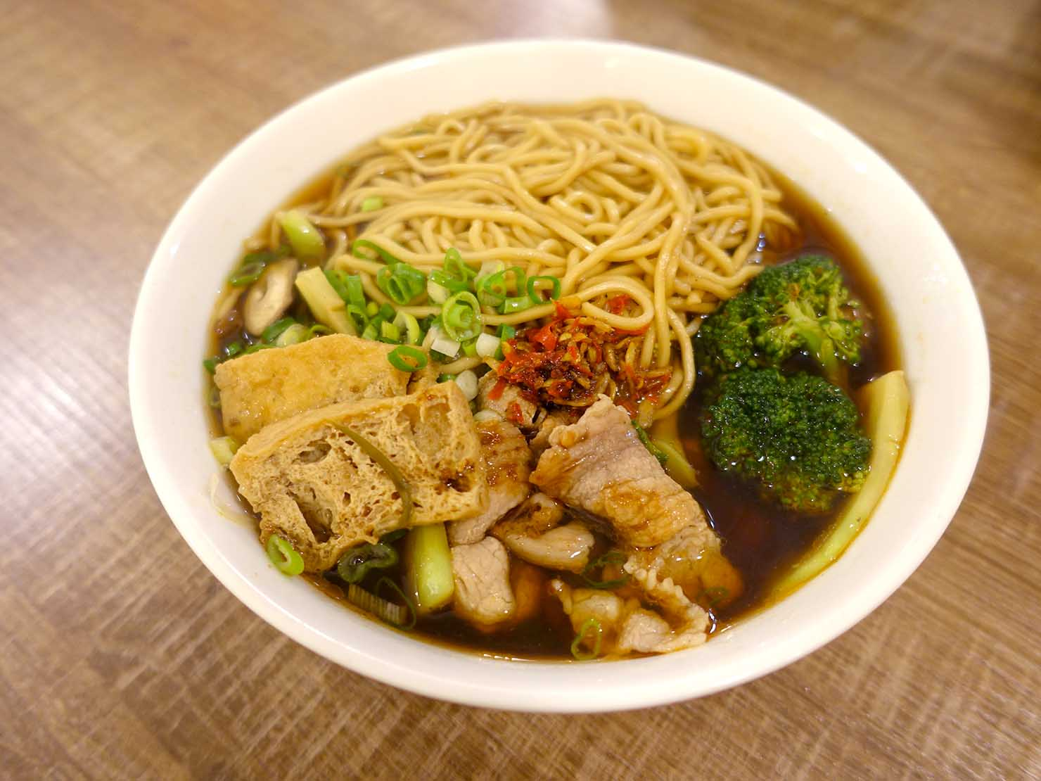 台北101エリア・市政府駅周辺のおすすめ台湾グルメ「清菜滷」の滷味(ルーウェイ)