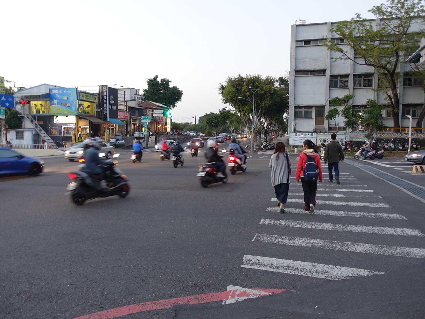 台南・前鋒小東路口