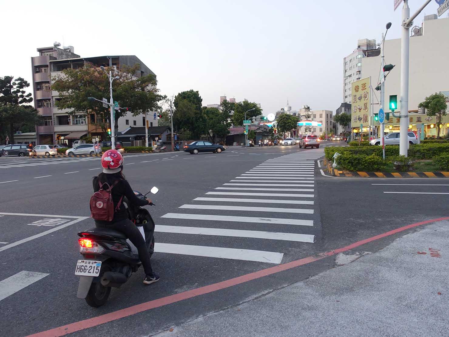 台南・前鋒東豐路口