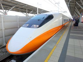 台湾新幹線(高鐵)の車両