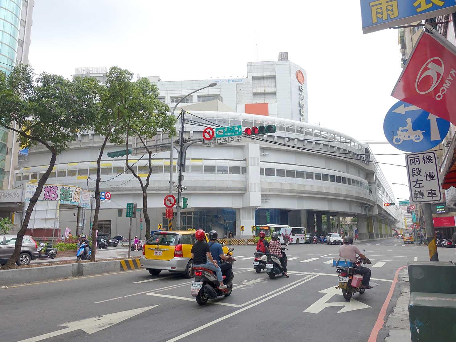 台北MRT環状線の中和駅