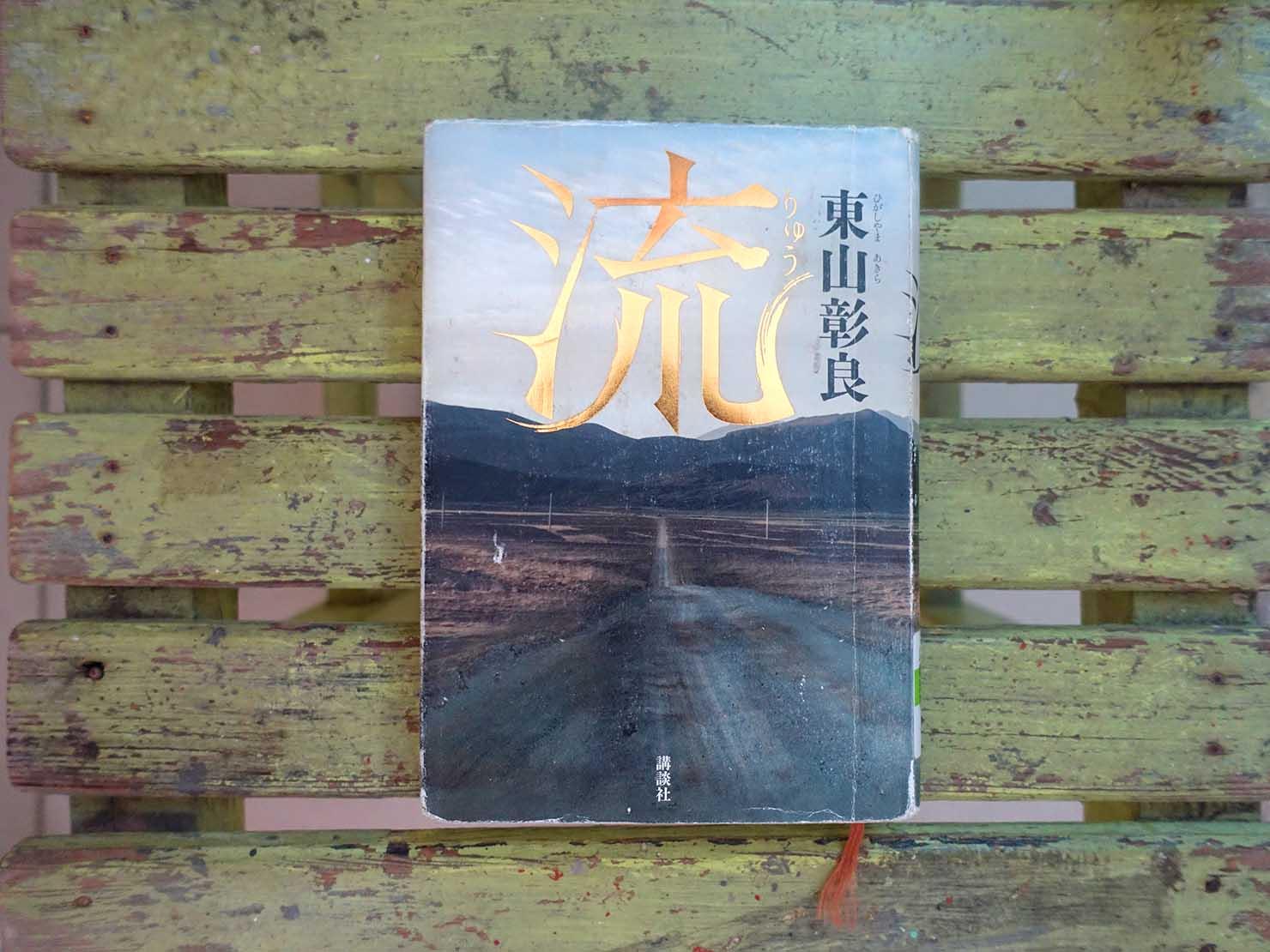 台湾が舞台のおすすめ小説『流(りゅう)』