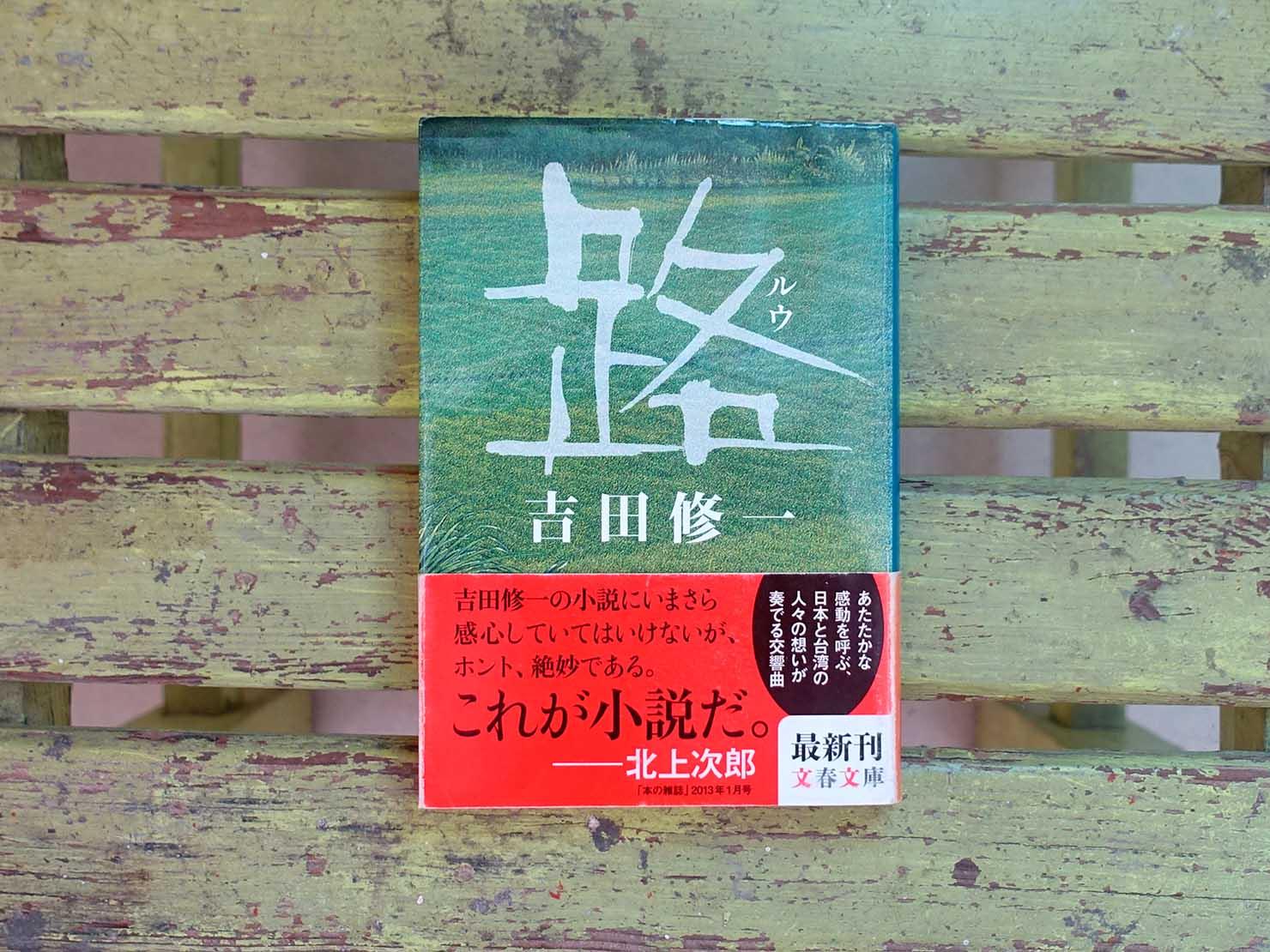台湾が舞台のおすすめ小説『路(ルウ)』