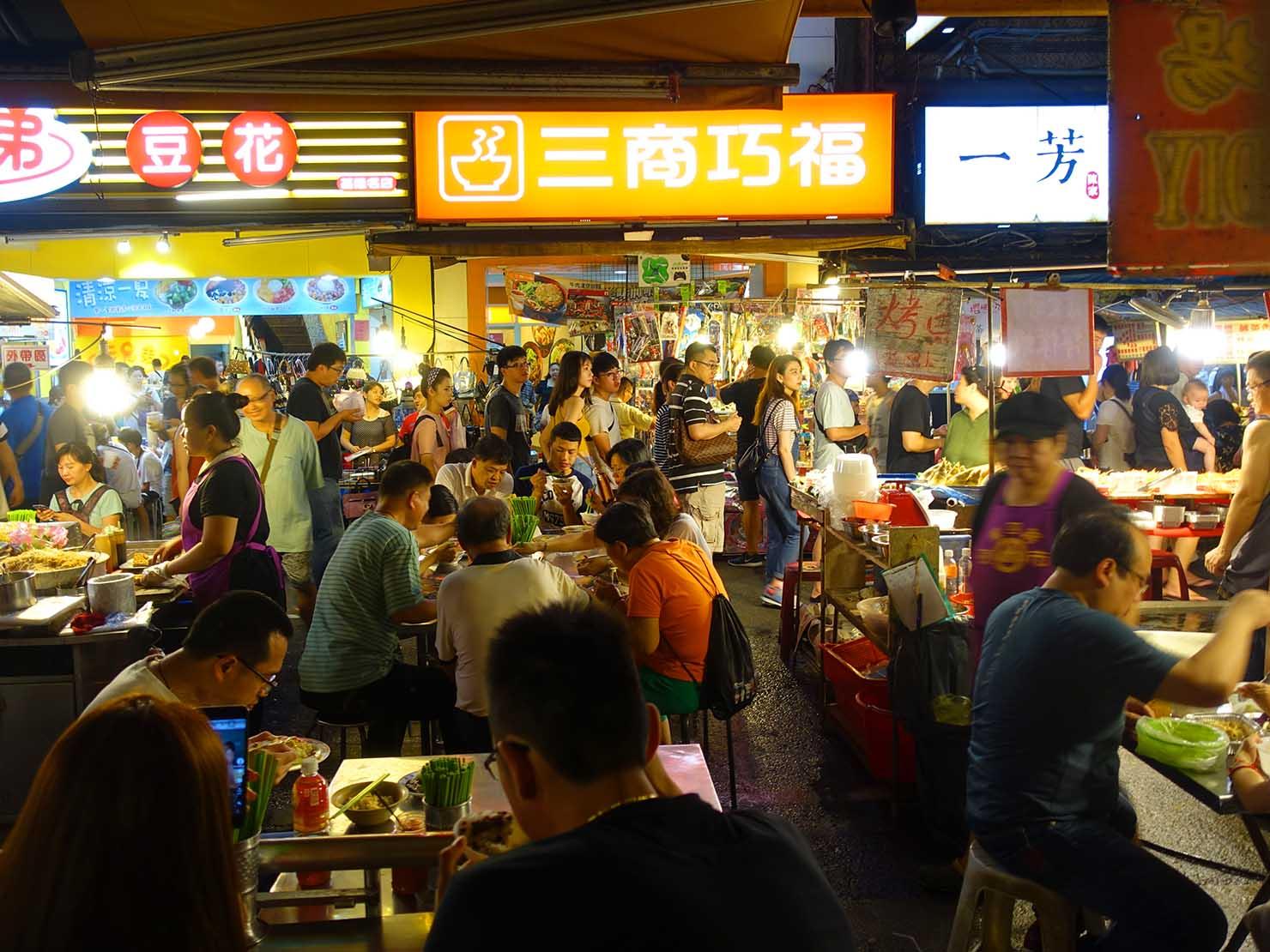 台北から日帰りで行ける基隆・廟口夜市のノスタルジックな風景
