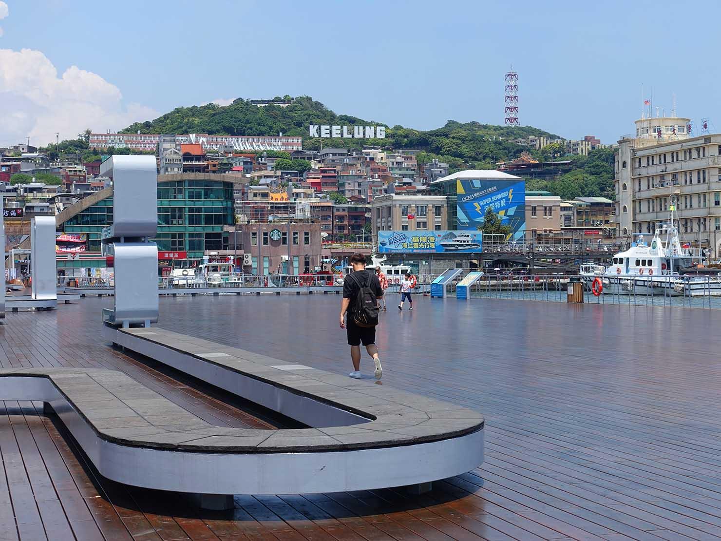 台北から日帰りで行ける基隆・港の風景