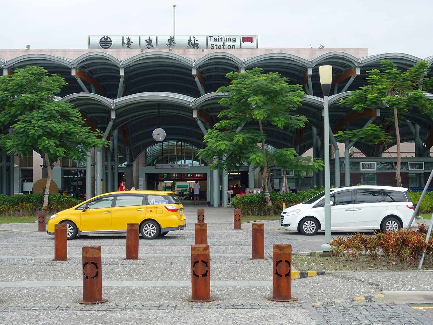 台鐵(台湾鉄道)台東駅