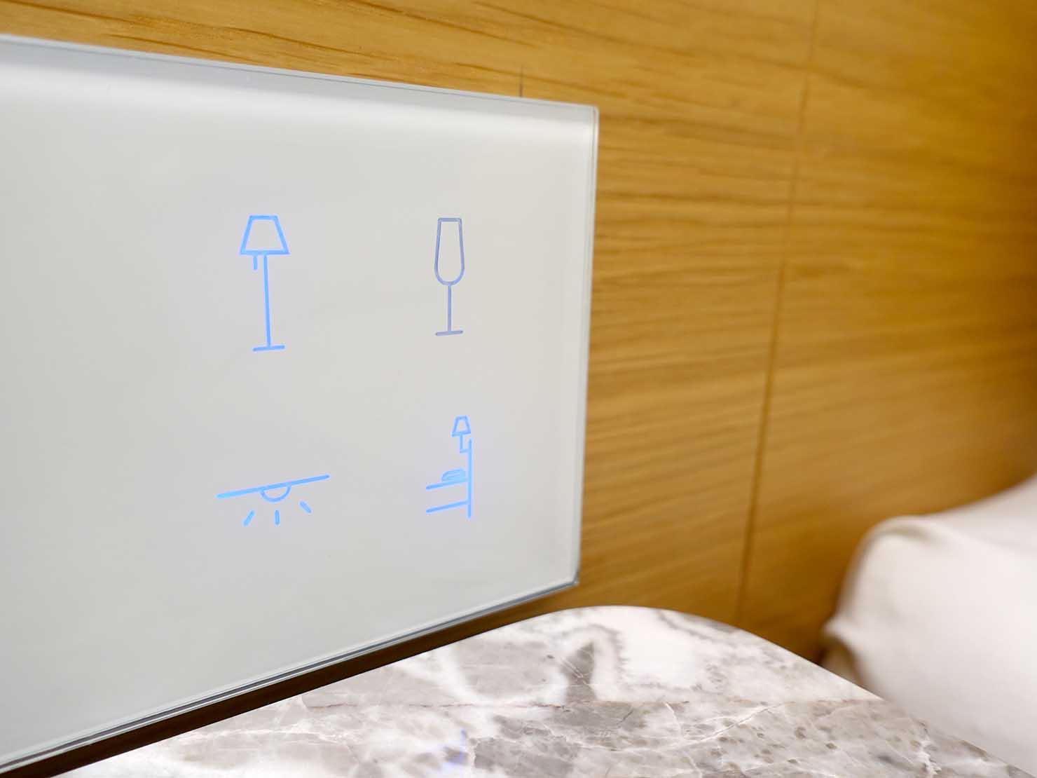台中のおすすめホテル「卡爾登飯店 The Carlton」デラックスダブルルームのアイコン