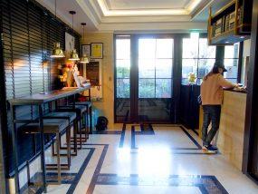 台北・大安の最高におしゃれなブティックホテル「chez nous 司旅」のロビー