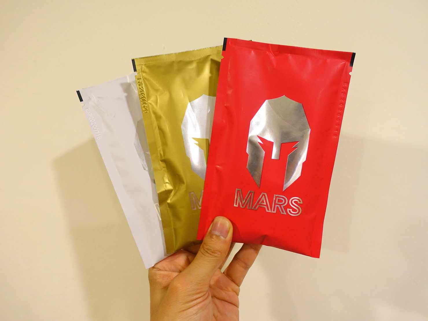 台湾発のおしゃれなプロテイン「戰神Mars」草莓牛奶・巧克力・香草
