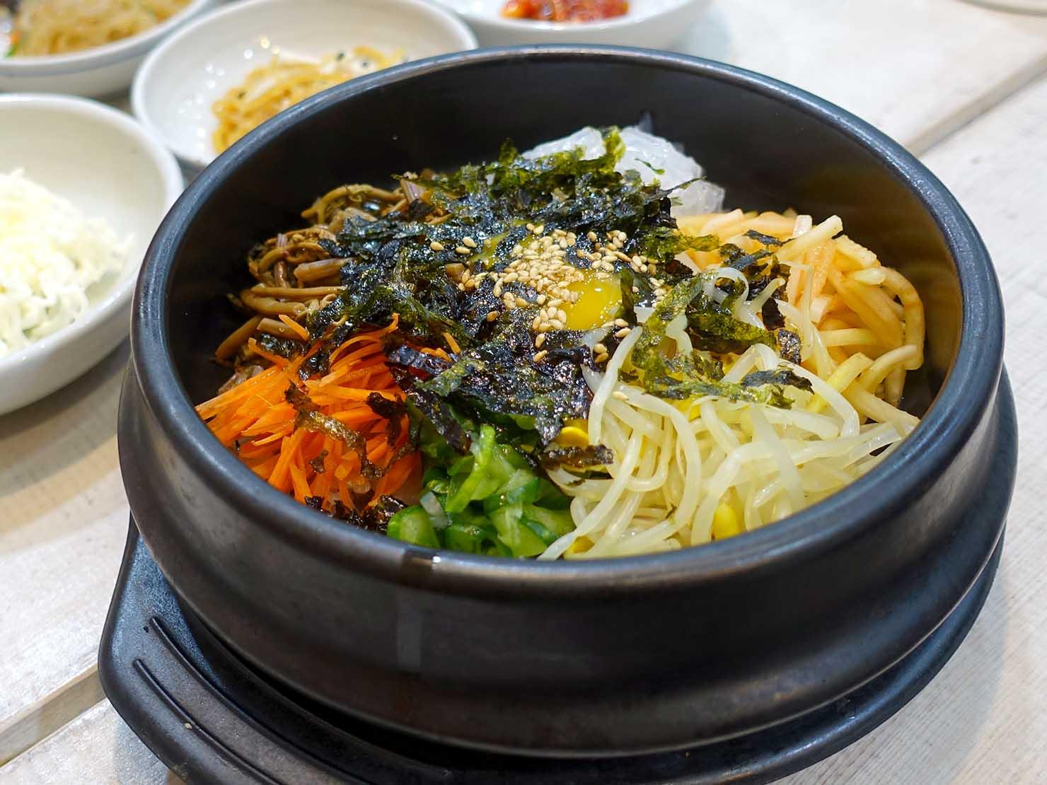 韓国料理・ビビンパ