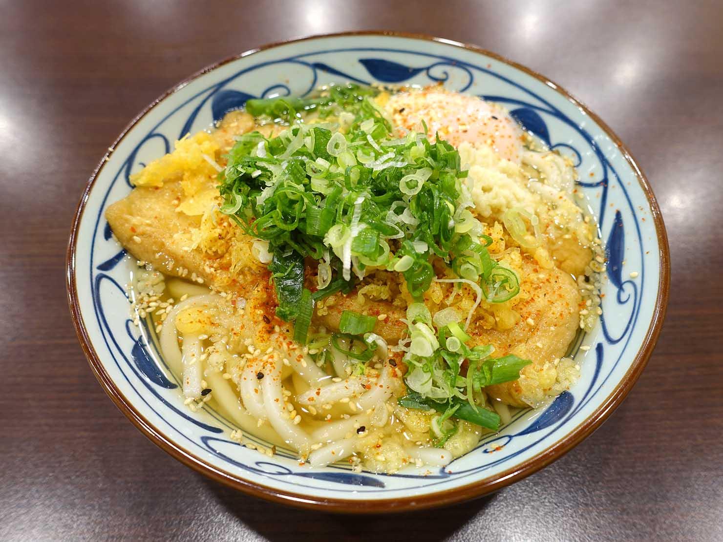日本料理・讃岐うどん