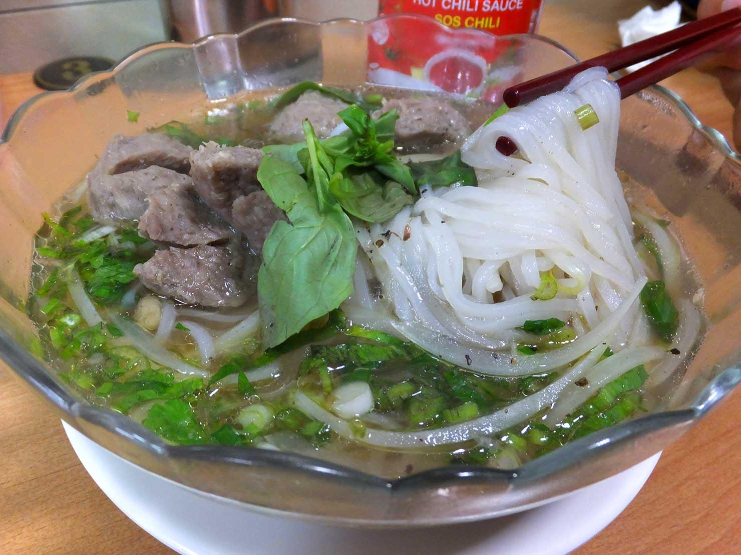 ベトナム料理・ビーフフォー