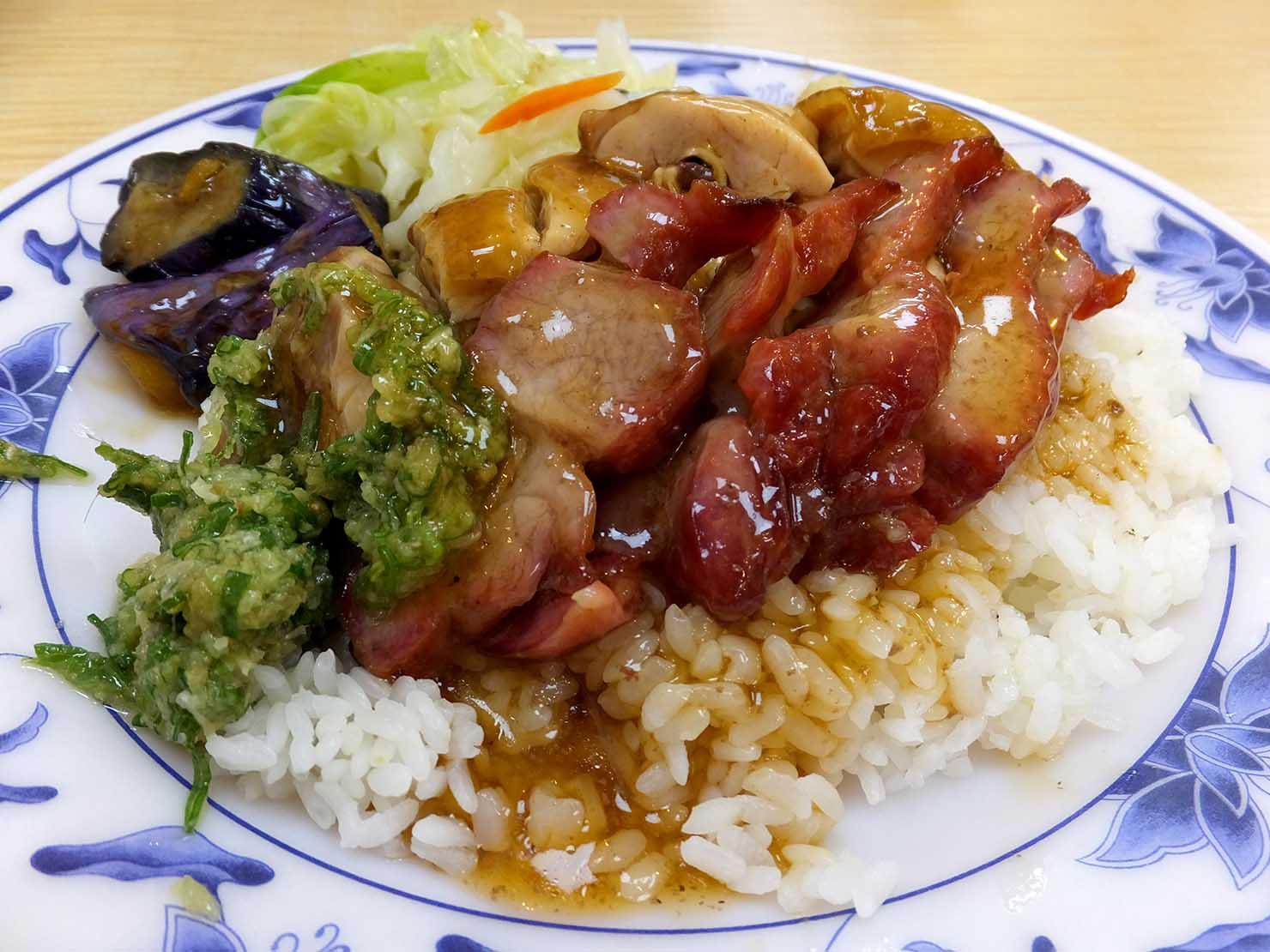 広東料理・燒臘
