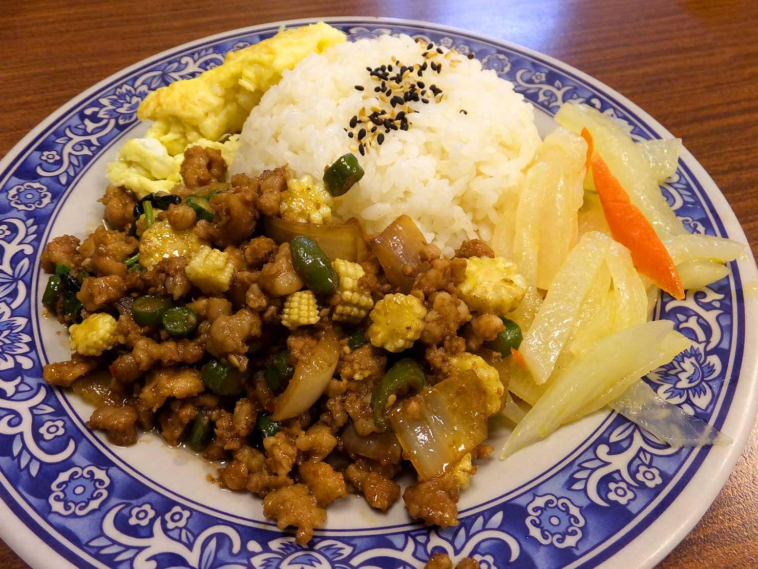タイ料理・ガパオライス