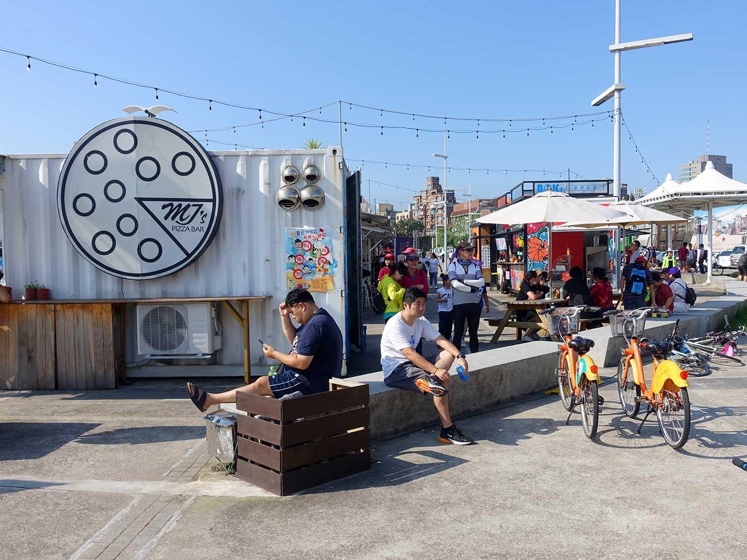 台北一周自転車道「大稻埕碼頭」