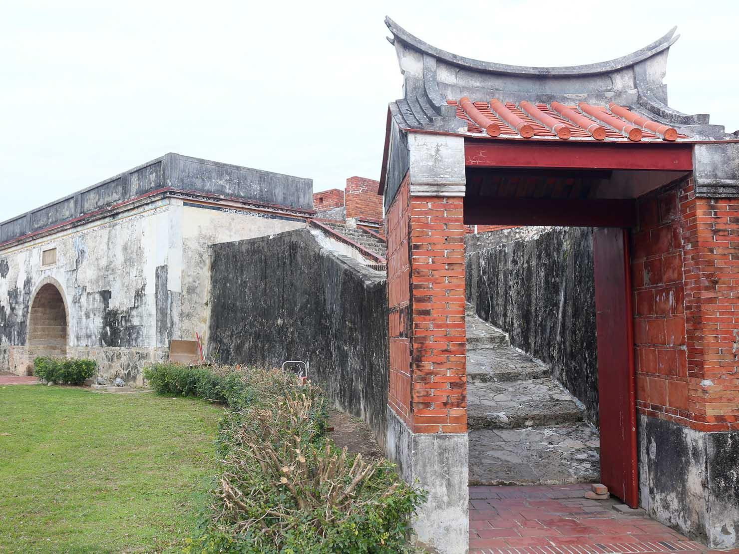 高雄のおすすめ観光スポット「左營」鳳山縣舊城